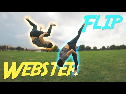 How to Webster  Tutorial  Tricking
