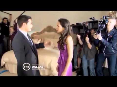 Dallas 2012 - TNT Introduce Teaser -  Behind Scenes