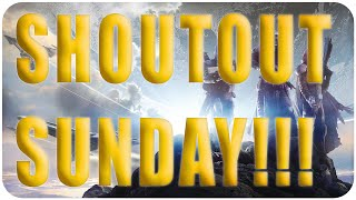 Destiny Shoutout Sunday! Underrated Destiny Youtuber you should look into