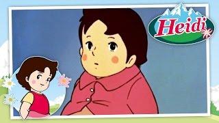 Heidi - Episodio 1 - Hacia la montaña