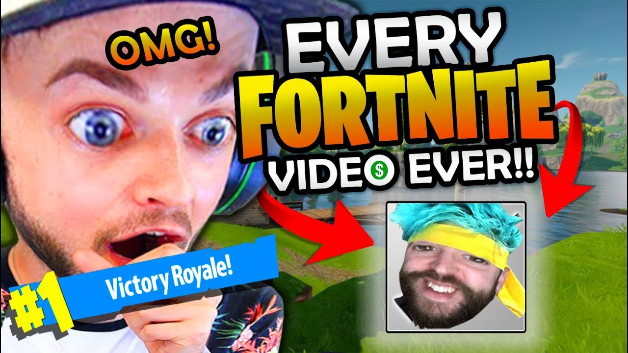 Every Fortnite Video Ever