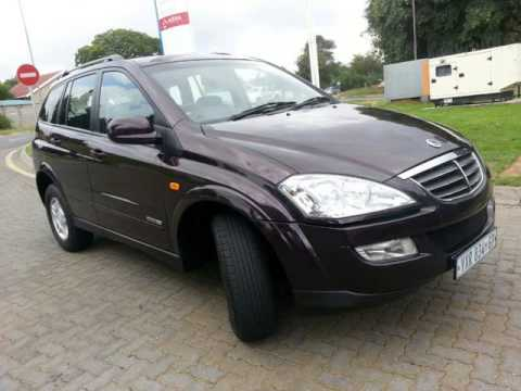 2010 SSANGYONG KYRON M200XDI AUTO Auto For Sale On Auto Trader South Africa