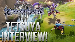Tetsuya Nomura answers some Questions about the recent Kingdom Hear...
