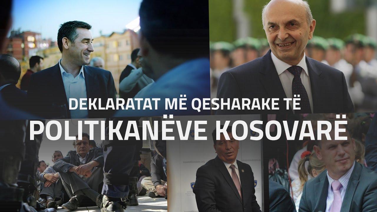 ExpressStory: Deklaratat më qesharake të politikanëve kosovarë