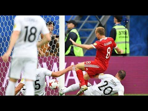 Россия - Новая Зеландия. Мы проиграли сильной команде. Комментарии сторон. Новости футбола