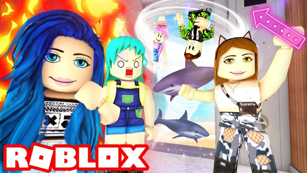 The Not So Normal Elevator On Roblox Youtube