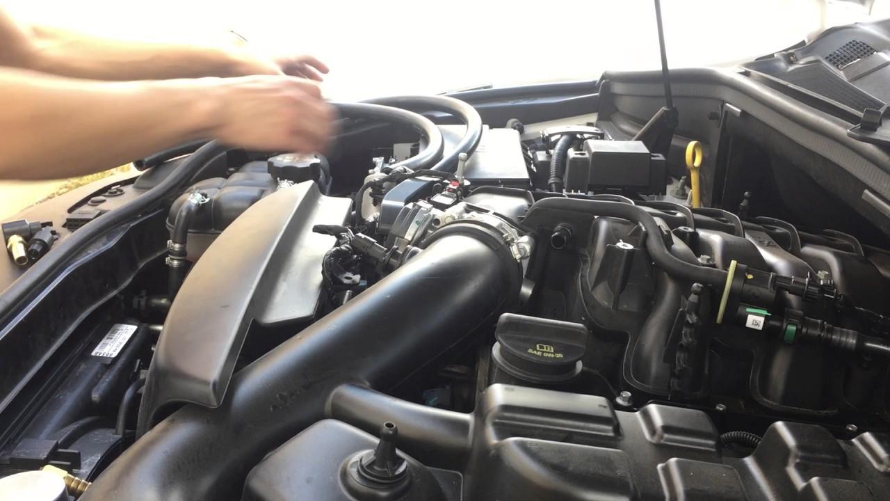 Billet Technology Catch Can 2017-2018 Jeep Grand Cherokee ...