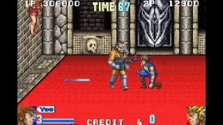 Game Boy Advance Longplay [031] Double Dragon Advance