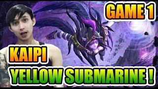 SingSing - Kaipi vs Yellow Submarine ! -  ProDotA Cup Series Game 1