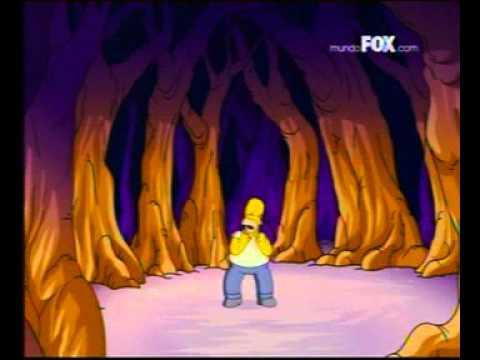Epifan a de homero simpson youtube - Homer simpson nu ...
