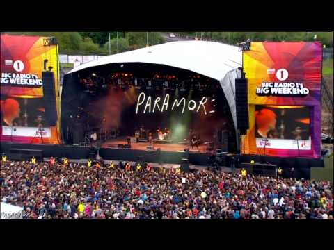 Paramore Decode BBC Radio 1's Big Weekend 2013