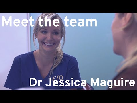 Meet the Team: Dr Jessica Maguire