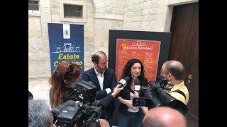 Estate coratina 2018, il sindaco Mazzilli e l'assessore Lerro presentano il programma
