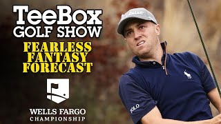 The TeeBox's DraftKings Fearless Fantasy Forecast: 2021 Wells Fargo Championship