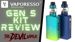 VAPORESSO GEN S Kİt Review - The GEN Just got Colourful!