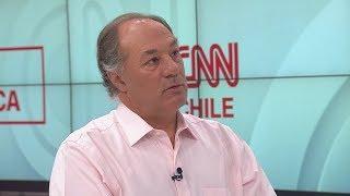"Juan Sutil: ""Economistas se atreven a decir que la caída del PIB va a ser mayor a 4%"""