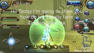 Odelon Machina Farming Tips - Toram Online