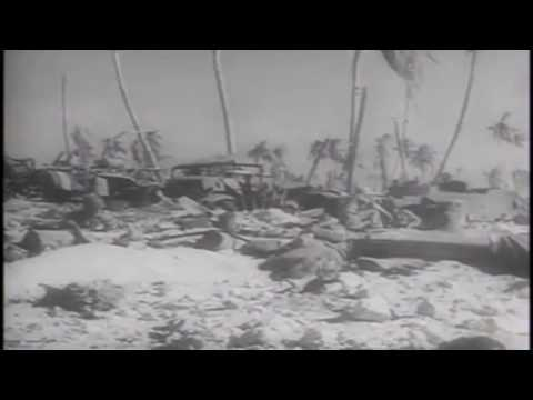 The Capture of Tarawa from Japan - United News, 1943