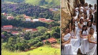 Ноива до Кордейро Единственный город в мире, где живут только женщины  И вот почему