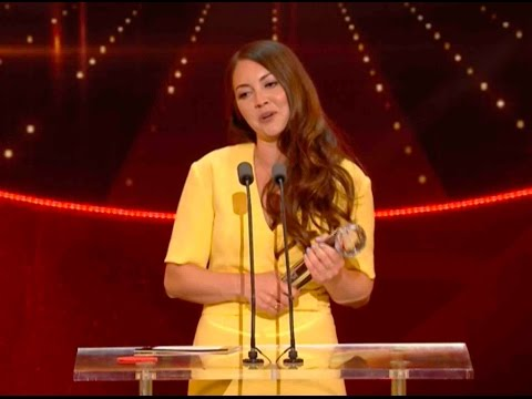 Soap Awards 2016: EastEnders star Lacey Turner wins Best Actress