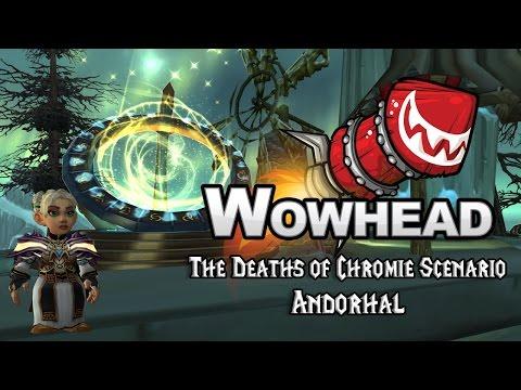 The Deaths of Chromie Scenario: Battle for Andorhal (Part V)