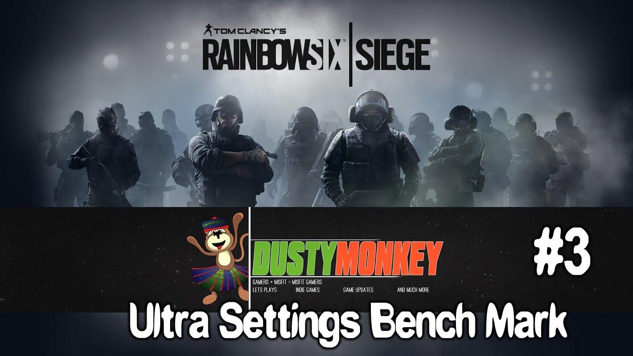 Matchmaking settings rainbow six siege
