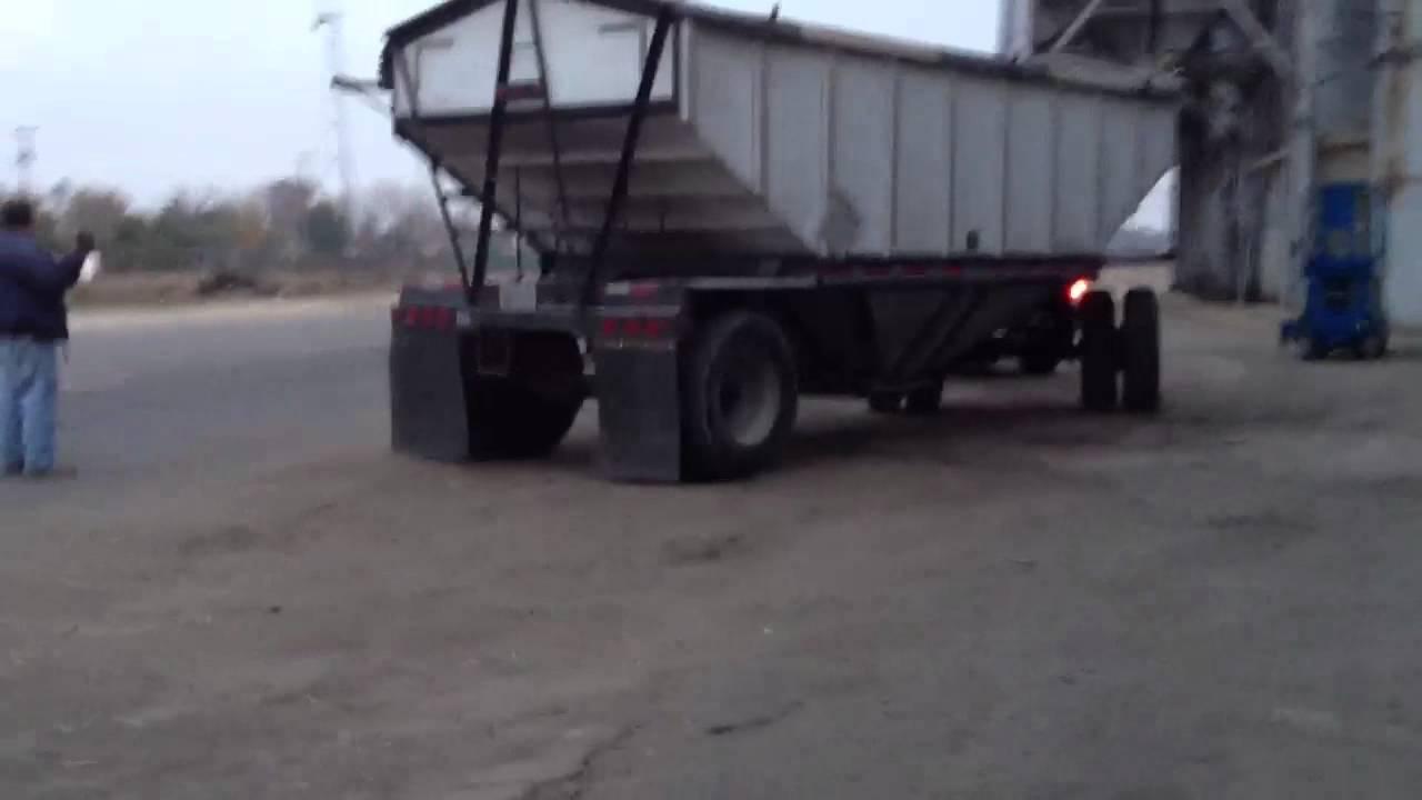 F 150 hauling 12 ton trailer