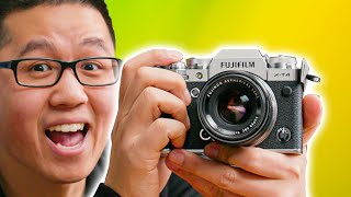 Did Fuji make my PERFECT camera?! - Fujifilm XT4