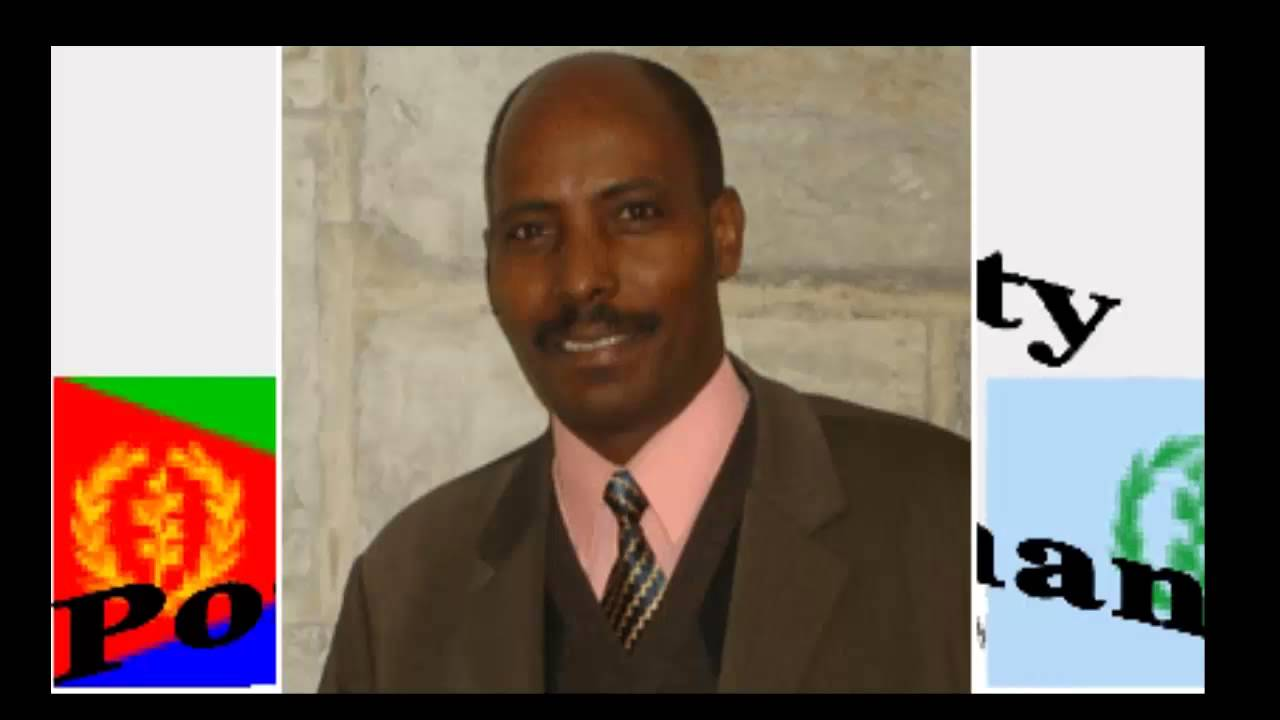 Image result for eritrean Dr. Gebre Gebremariam