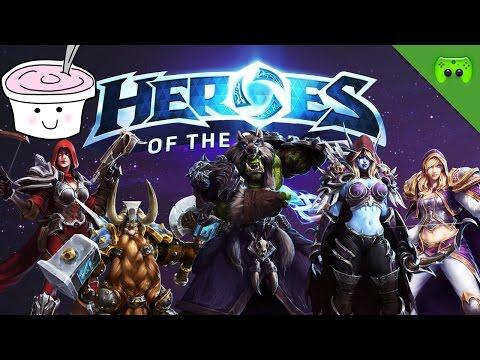 HEROES OF THE STORM # 21 - Die Überspitzen «» Let's Play HotS | Full HD