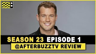 The Bachelor Season 23 Episode 1 Review & After Show