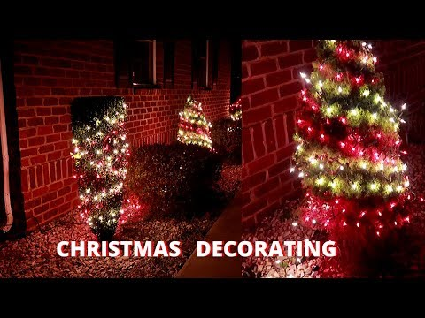 Christmas Decorating Ideas | Outdoor Decorating |
