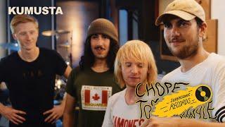 CHOPE TON VINYLE #4 - Kumusta au Supersonic Records