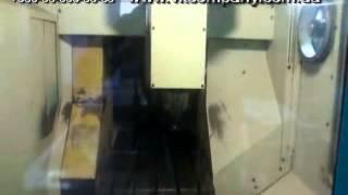 видеообзор DECKEL MAHO DMG DMC 70 V Вертикальный фрезерный обрабатывающий центр