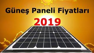 Güneş Paneli Nedir? 2019 Yılında Güneş Paneli Fiyatları Kaç Liradır? Kaliteli Güneş Paneli Nasıldır?