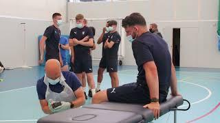 Fitness and Strength Testing | Pre-season 2021/22