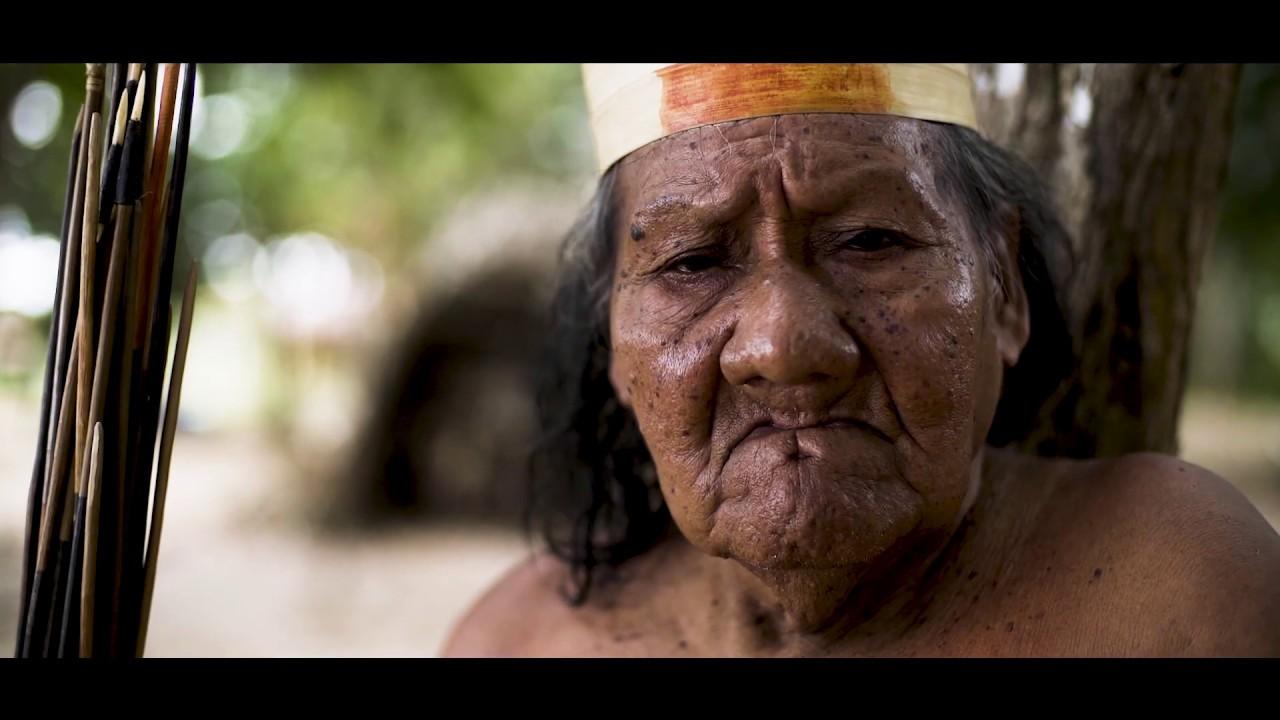 """ O Índio Velho: memória ancestral""."
