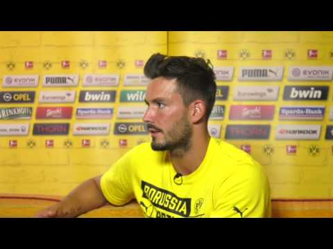 BVB-Medienrunde mit Roman Bürki in Bad Ragaz
