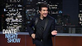 """Monólogo: """"La novia lo dejó""""   Dante Night Show"""