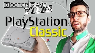 Doctor Game FILES: SONY PlayStation CLASSIC