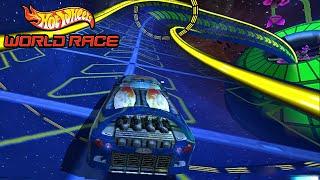 Hot Wheels World Race- Episódio 01: Correndo no espaço!!