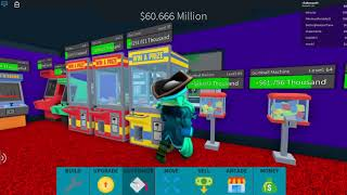 Roblox arcade tycoon #2