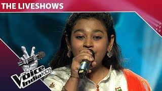 Sonakshi And Fazil | Performs On Mera Rang De Basanti | The Voice India Kids | Episode 24