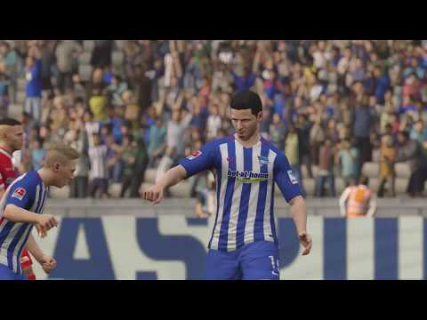 Let´s Play Together FIFA 16 (Weihnachts-Special) Berliner Stadtderby Teil 1