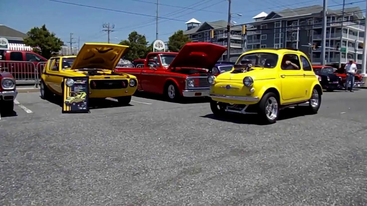 Ocean City Maryland Cruise Week YouTube - Ocean city car show