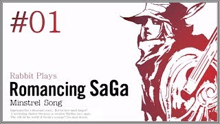 Romancing SaGa: Minstrel Song Resource | Learn About, Share