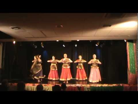 Kathak - Saraswati Vandana by students of Mohini DS