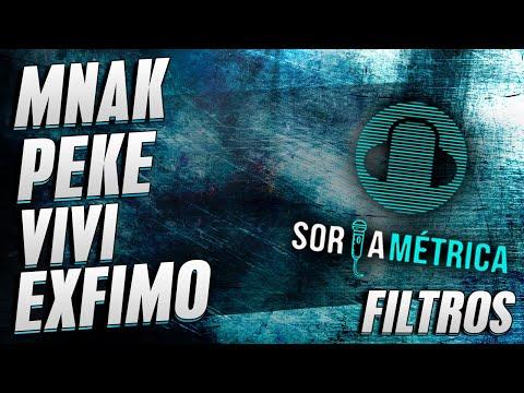MNAK VS VIVI VS PEKE VS EXFIMO Filtros Soria Métrica