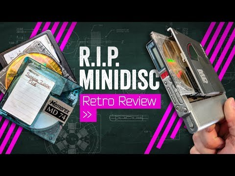MiniDisc: The Best Thing That Never Happened To Your Music