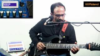 Roland GR 55 - Indian Application by Vichoo  Iyer